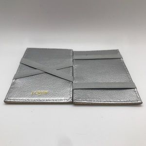J Crew Magic wallet